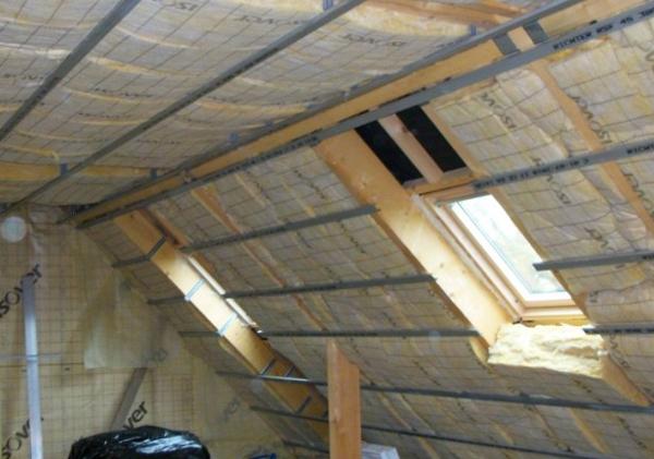 Maison de l'Habitat Durable - isolation