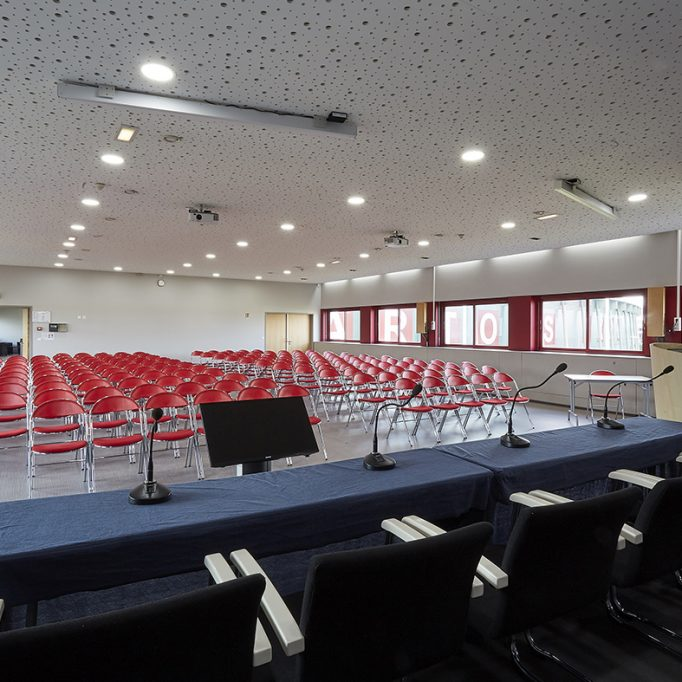 Salle Beffroi, Artois Expo