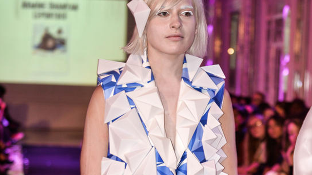 Armine Ohanyan-Leportois, gagne le E-Fashion Awards 2016 grâce à l'impression 3D