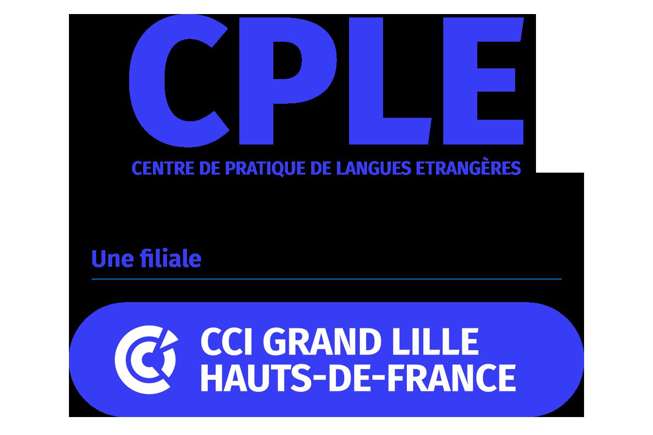 Logo CPLE et CCI Grand Lille