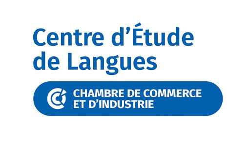 logo centre d'études en langues