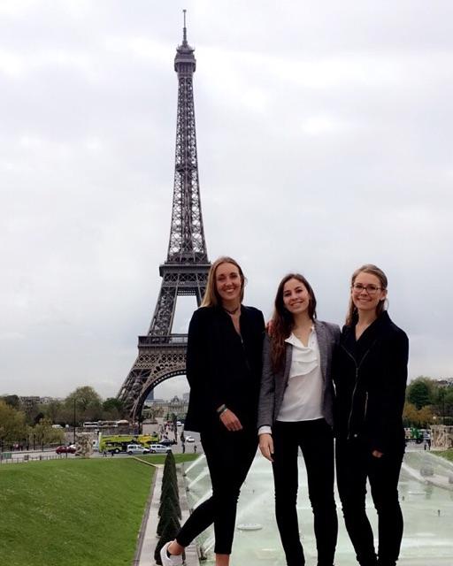 EGC Lille à Paris