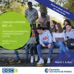 concours école de commerce Lille Hors parcoursup
