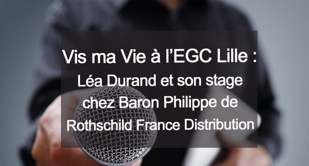 Stage EGC Lille