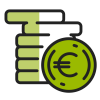 budget sombre chartreuse