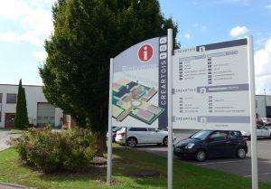 Bureau à louer dans l'hôtel d'entreprises Créartois sur la ZI Est d'Arras