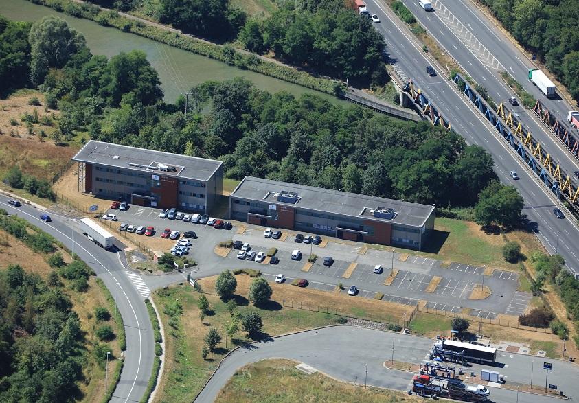location bureaux Delta 3 Dourges