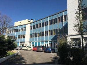 Extérieur Centre des Entrepreneurs Abbeville location de bureaux