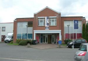 Bureau à louer dans l'hôtel d'entreprises Créartois sur la ZI Est d'Arras à St-Laurent-Blangy