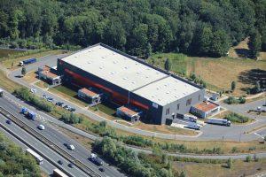 entrepôt à louer Delta 3 Dourges Campus Euralogistic