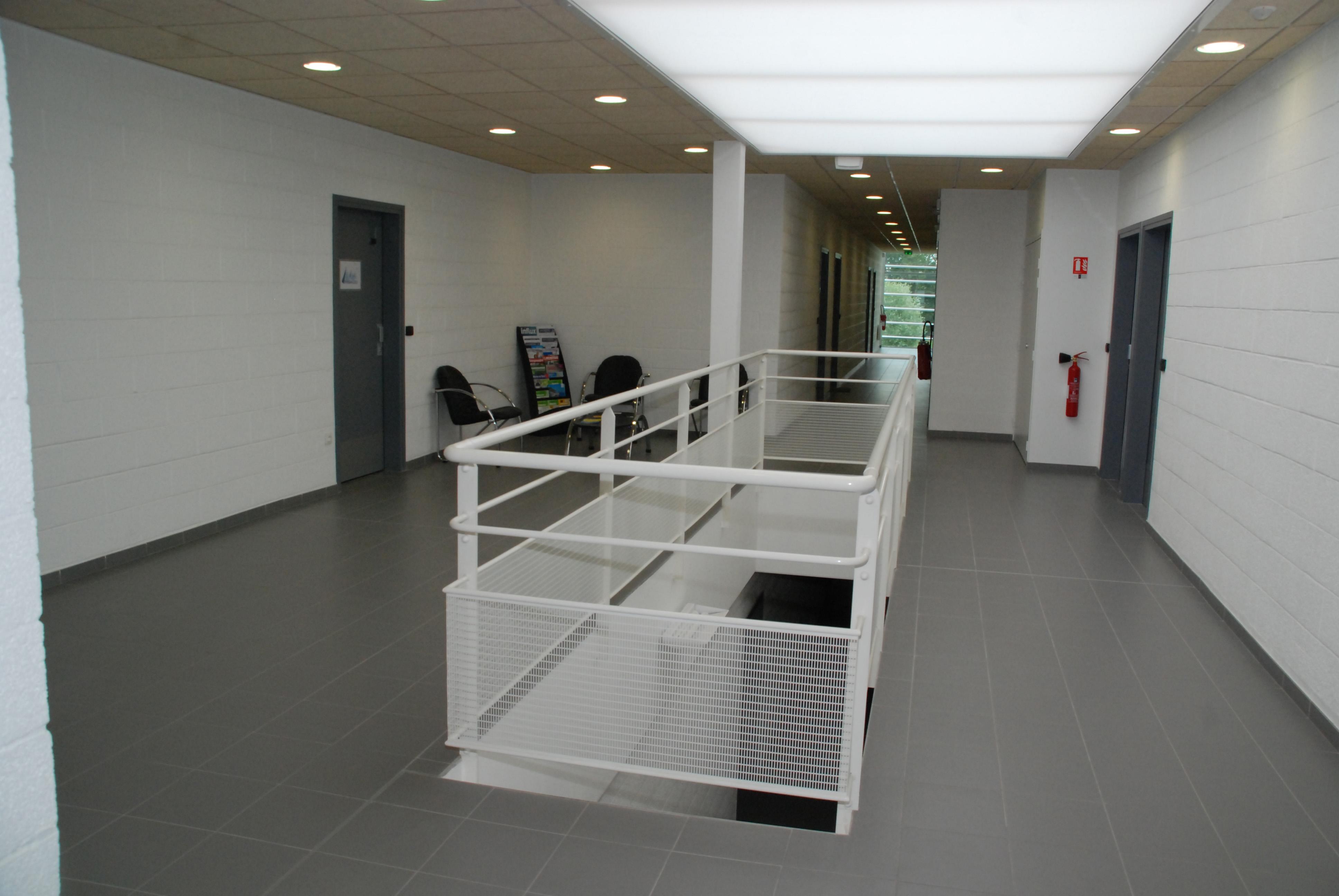 Carré des Affaires Calais_Couloir 1er étage
