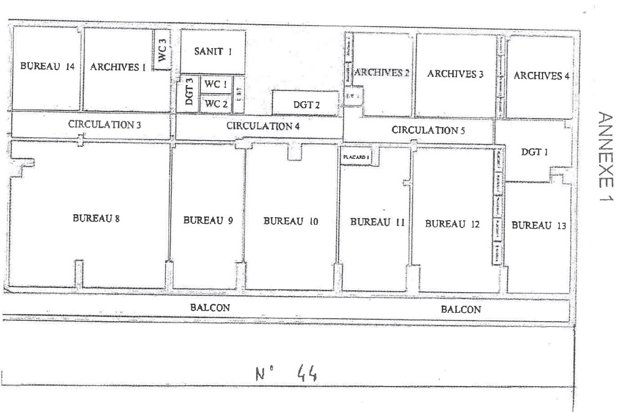 plan 44 Boulogne-sur-mer