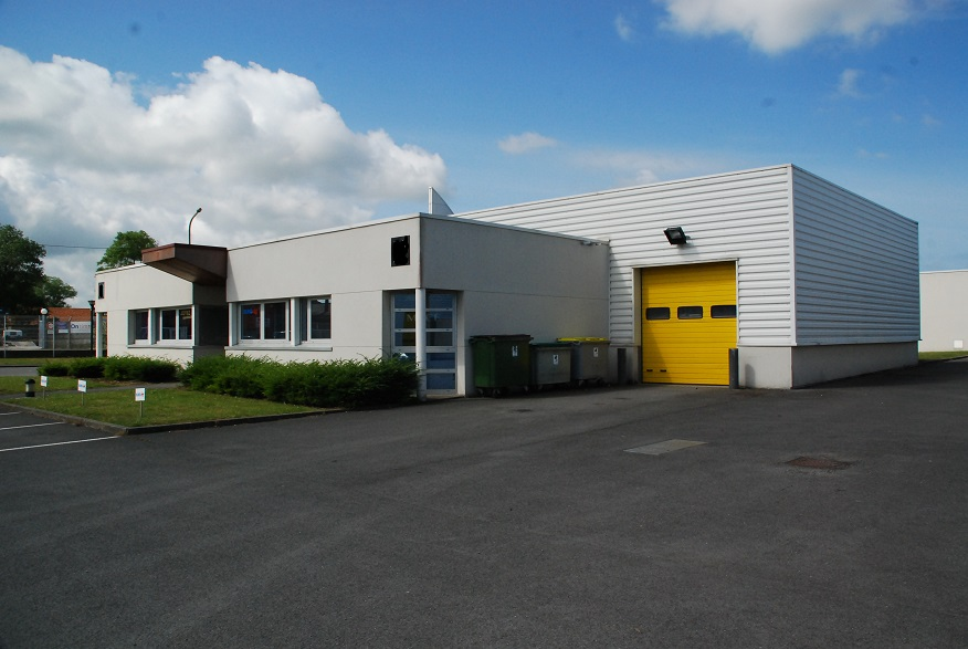 bâtiment Doret 1 A2 Calais