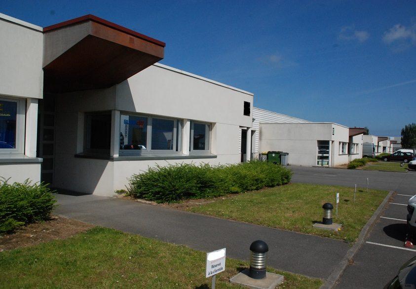 bâtiment Doret 1 B2 Calais