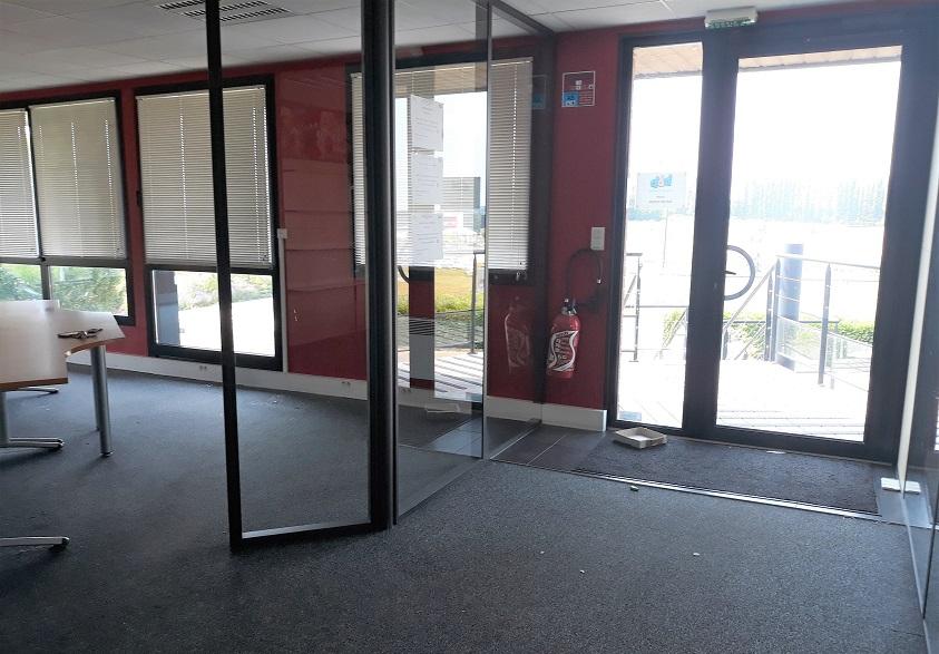 bureaux à louer sur la zone tertiaire Les Bonnettes à Arras