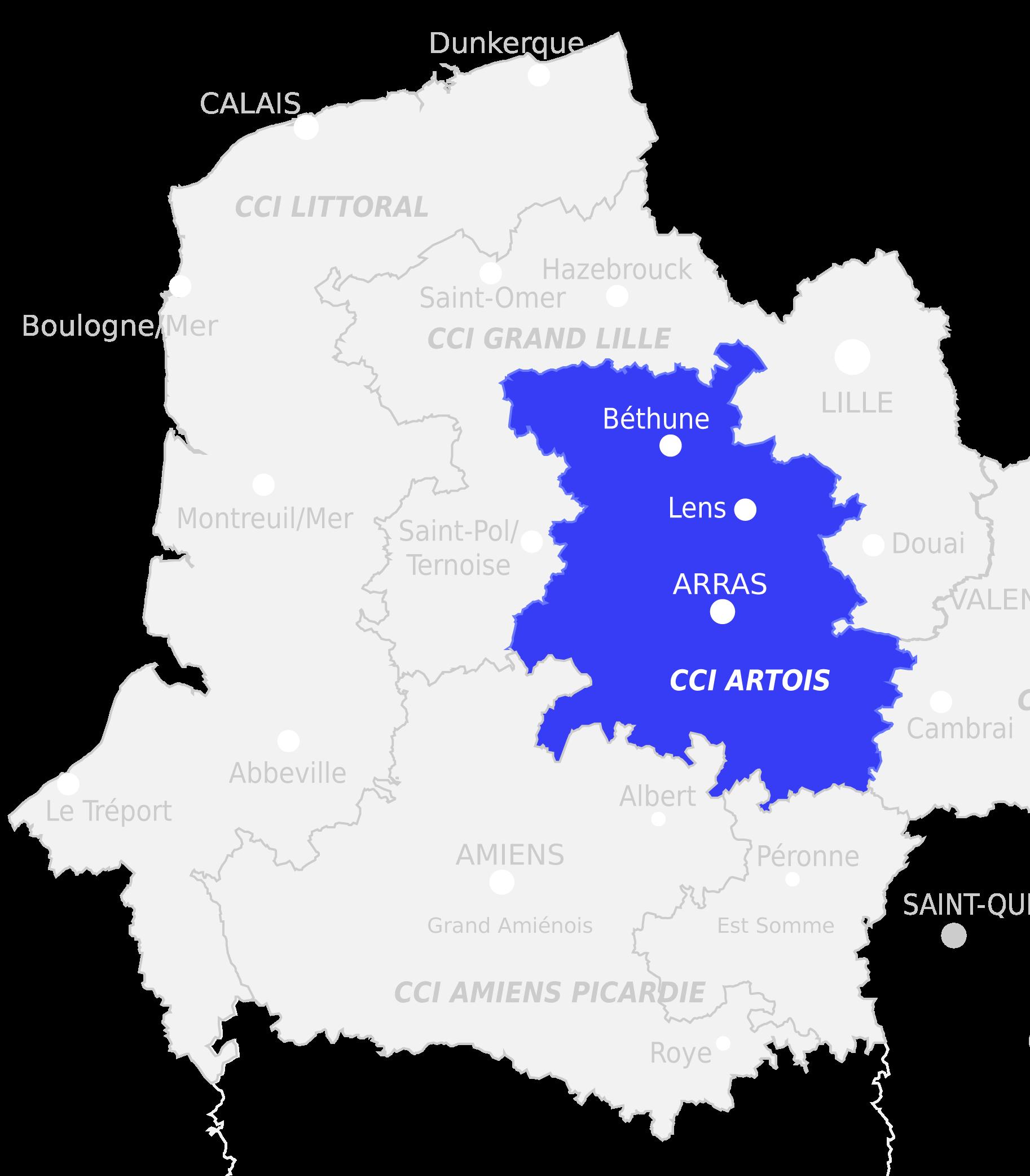 Territoire Artois