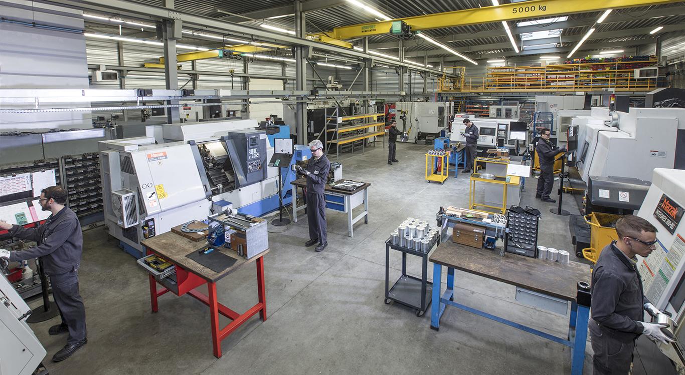 pacquet production mecanique
